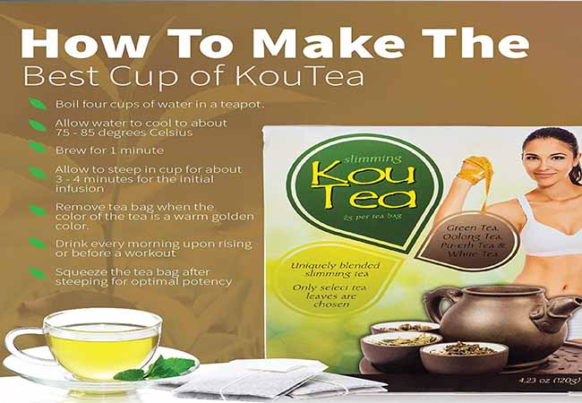 KouTea side effects