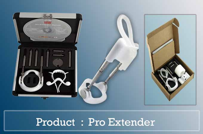 ProExtender  Enlargement System  Specifications