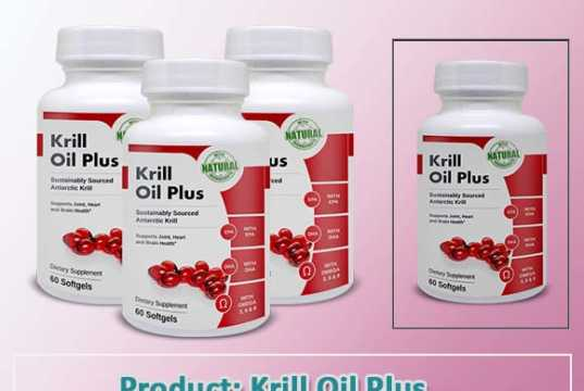 Krill Oil Plus Review