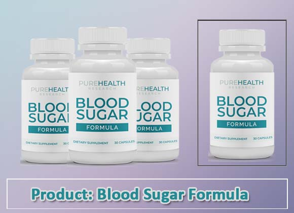 blood sugar formula review