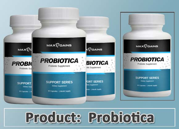 Probiotica Review
