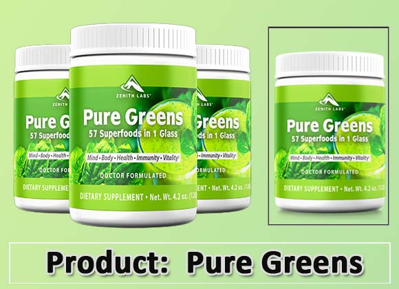 Pure Greens Review