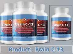 Brain C-13 Review