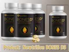 Newtrition BONES D3 Review