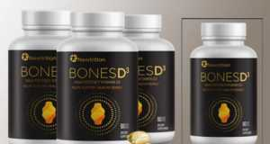 Newtrition BONES D3 Review