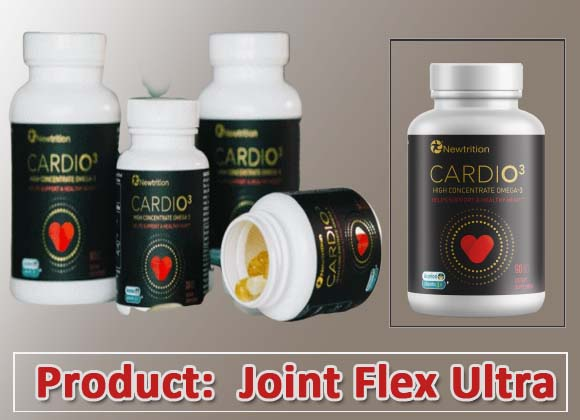 Newtrition CARDIO3 Review
