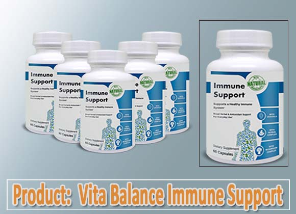 Vita Balance Immune Support Review