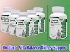 Vita Balance Kidney Support Review
