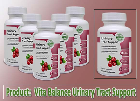 Vita Balance Urinary Tract Support Review