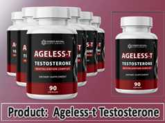 Ageless-t Testosterone review