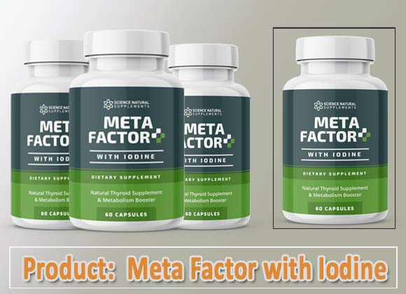 Meta Factor with Iodine Review