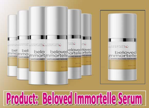 Beloved Immortelle Serum Review