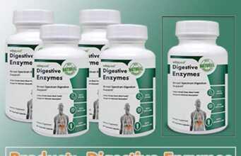 Vita Balance Digestive Enzymes Review