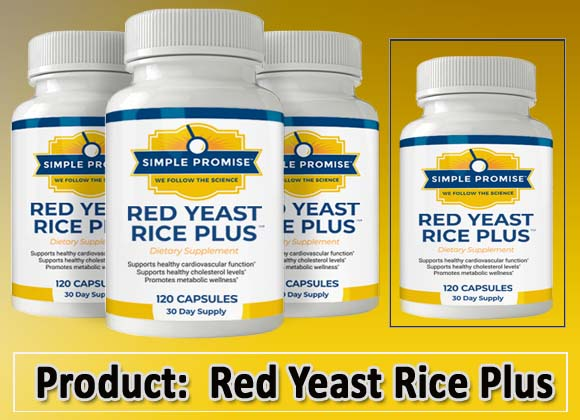 Red Yeast Rice Plus review