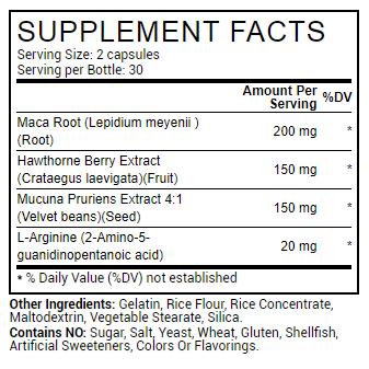 HGH-X2 ingredients