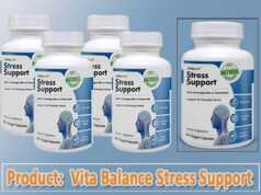 Vita Balance Stress Support Review