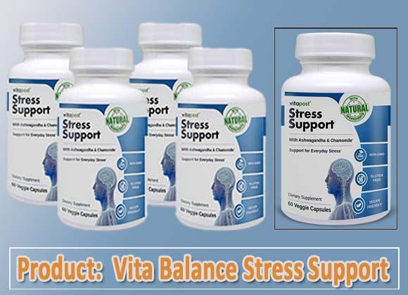 Vita Balance Stress Support Review