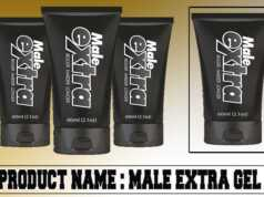 Male Extra Gel Review