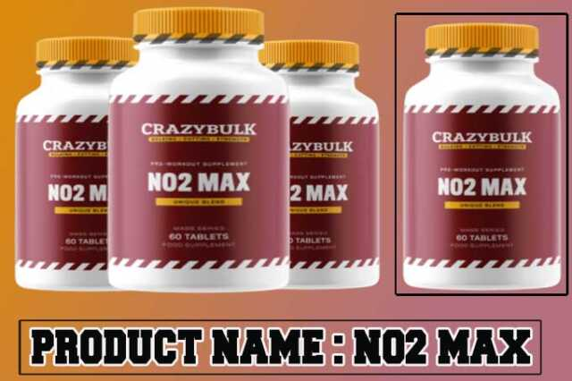 NO2 Max Review