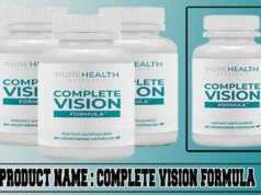 Complete Vision Formula Review
