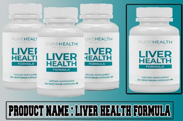 Liver Health Formula review