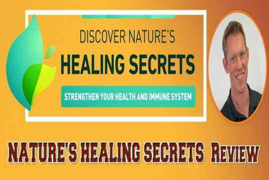 Nature's Healing Secrets Review