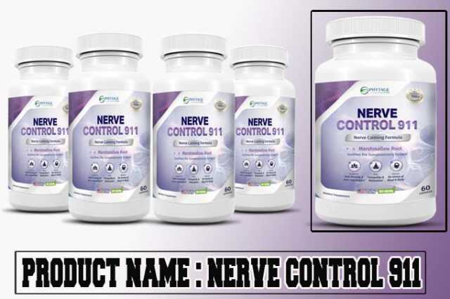Nerve Control 911 Review