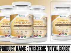 Turmeric Total Boost Review
