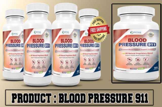 Blood Pressure 911
