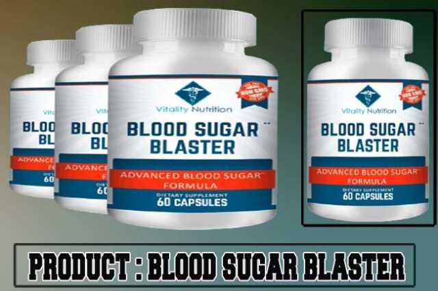 Blood Sugar Blaster Review