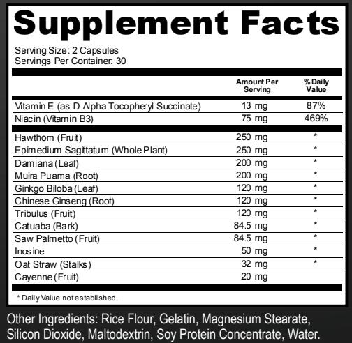 Huge Male Secret Ingredients