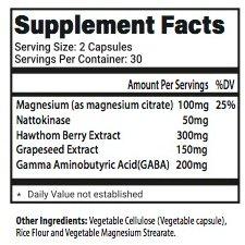 BPS 5 ingredients