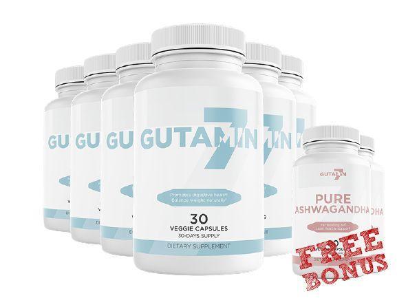 Bonus with gutamin 7