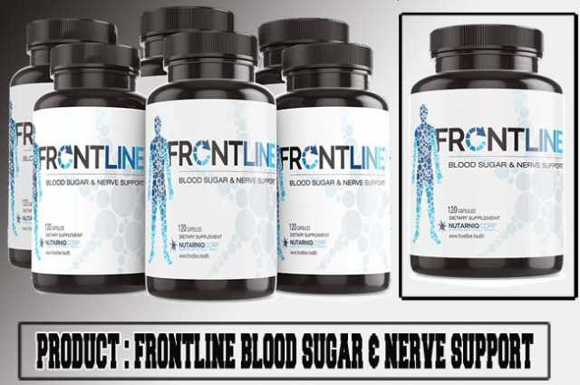 Frontline Blood Sugar & Nerve Support Review