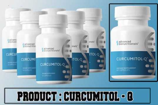 Curcumitol Q review