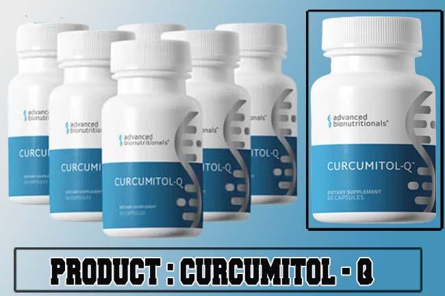 Curcumitol - Q Review - Does This Advanced Bionutritionals Formula Work?