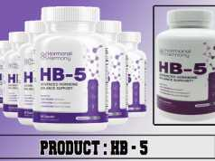 Hormonal Harmony HB 5 Review