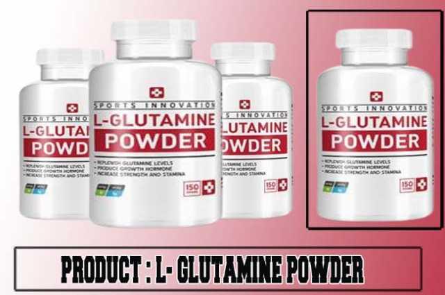 L-GLUTAMINE POWDER Review