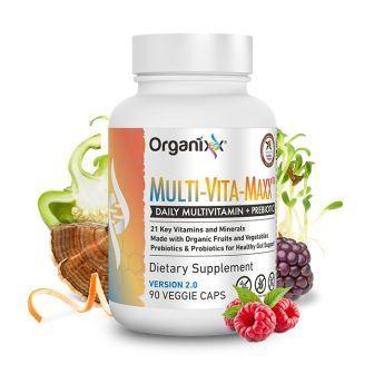Multi Vita Maxx Ingredients