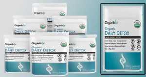 Organic Daily Detox Review