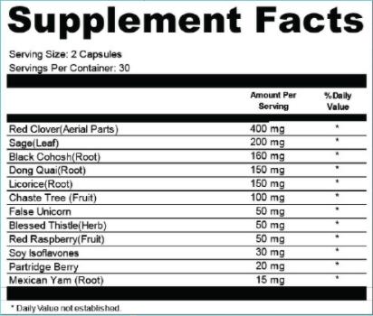 Quietum Plus ingredients