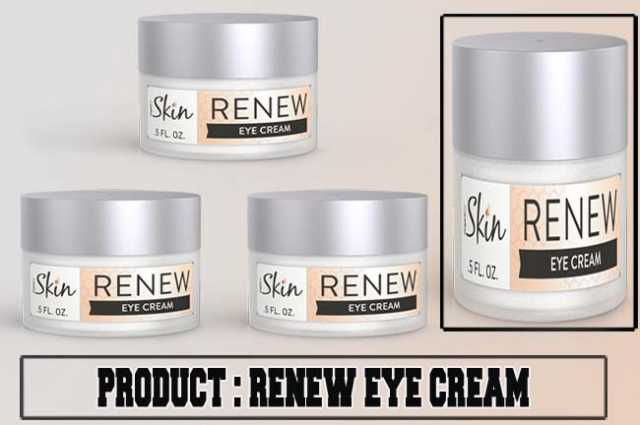 Renew Eye Cream Review