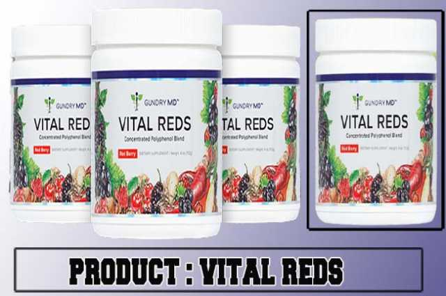 Vital Reds Review