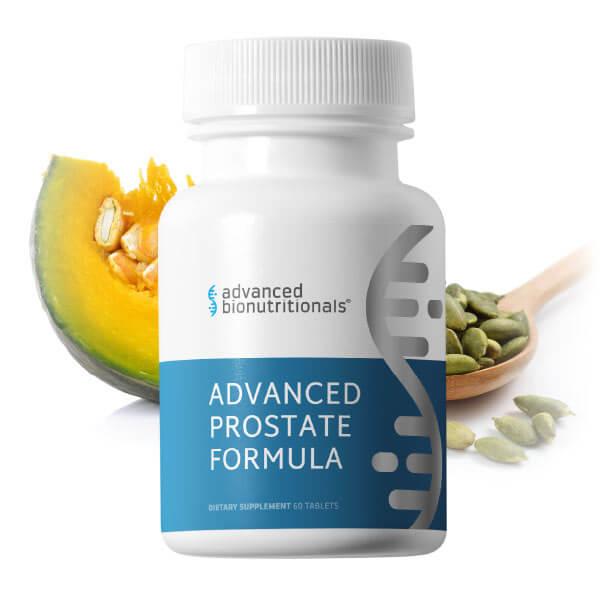 Advanced Prostate Formula Ingredients