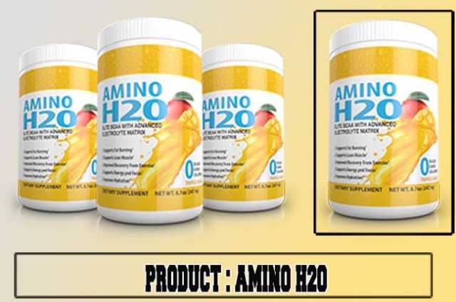 Amino H2O Review