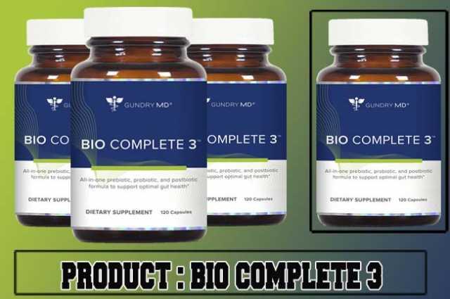 Bio Complete 3 Review