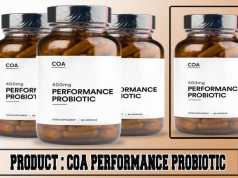 COA Performance Probiotic Review