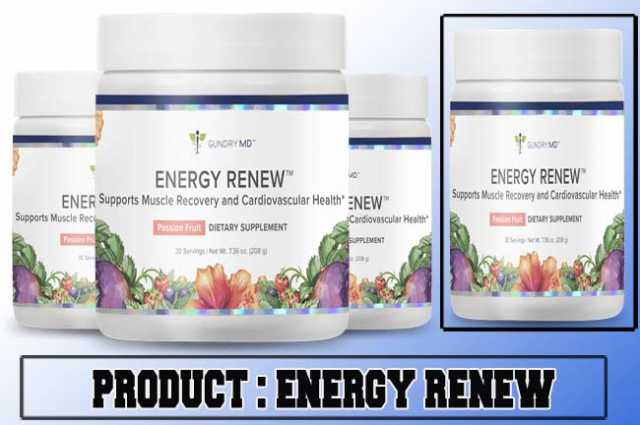 Gundry MD Energy Renew Review