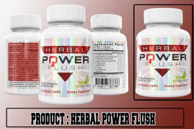 Herbal Power Flush Review