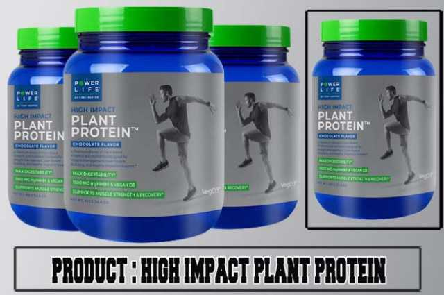 High Impact Plant Protein Review